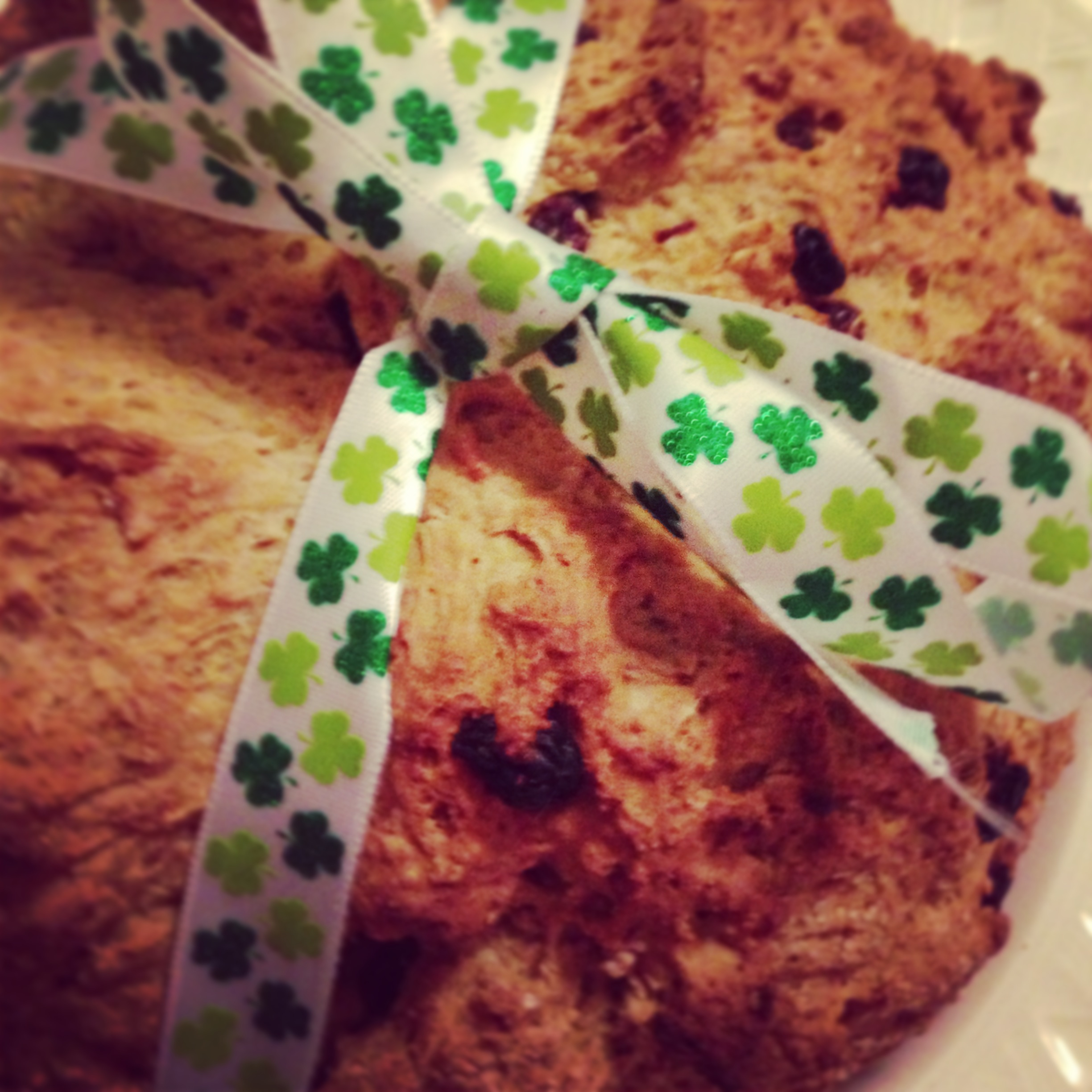 Low Fat Irish Soda Bread Recipe — Dishmaps