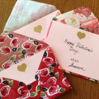 Fabric Envelopes